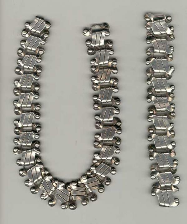 Most Sought After Antiques: Price My Item: Value Of Antique Mexican Jewelry William