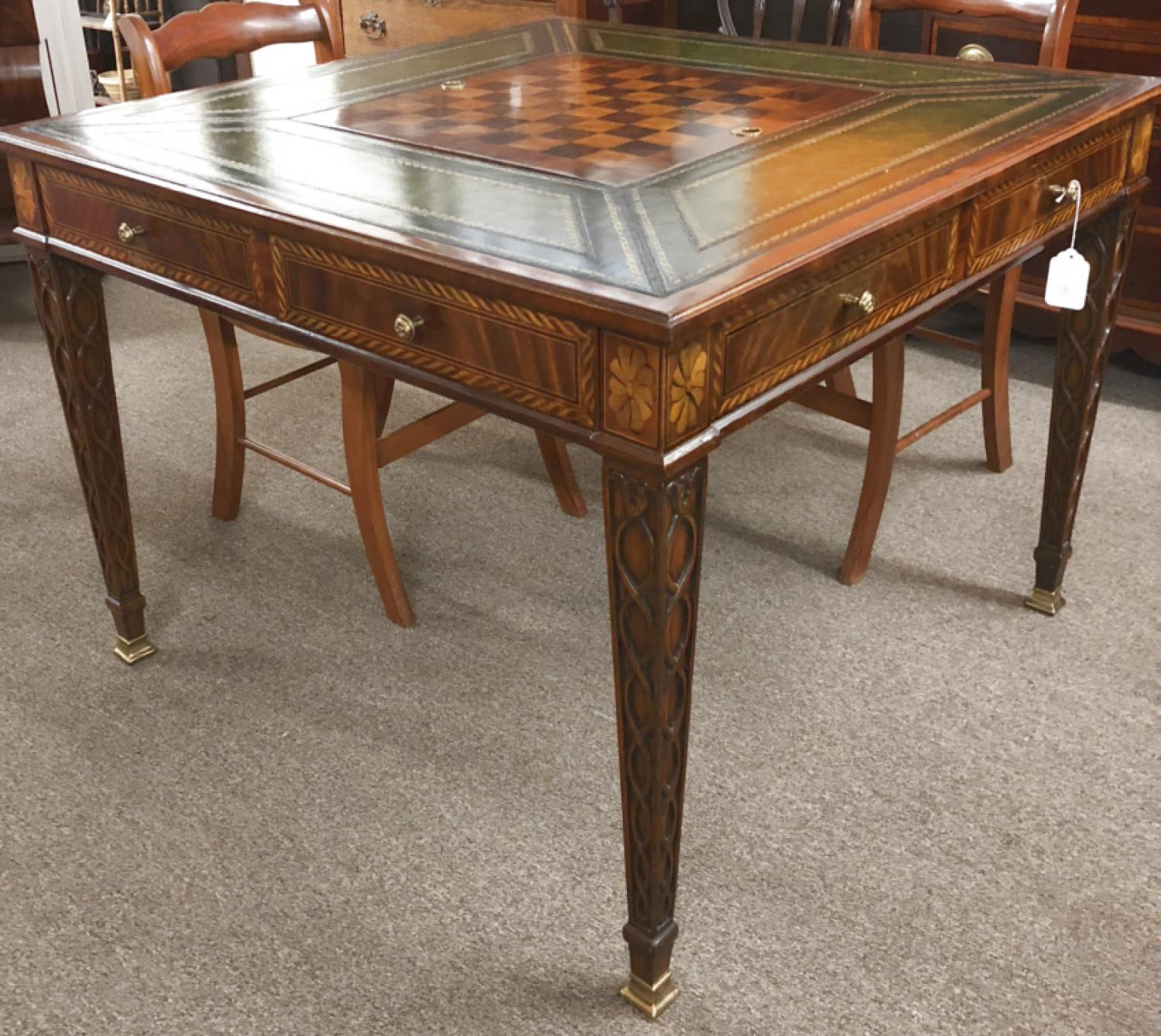Vintage Maitland Smith games table