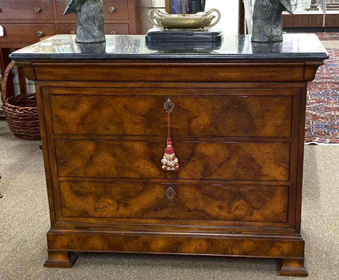 Maitland Smith French Empire chest