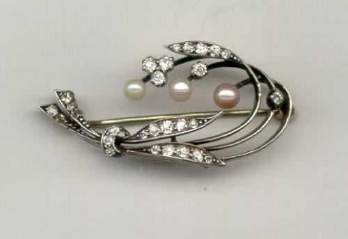 Price my item value of antique jewelry victorian pearl for Antique jewelry worth money