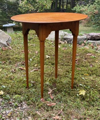 Image of Eldred Wheeler small oval table
