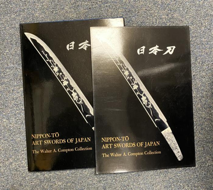 NIPPON TO ART SWORDS OF JAPAN The Walter A Compton Collection