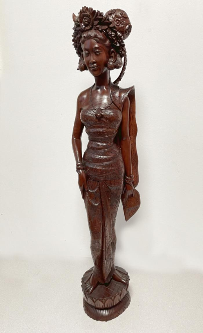 Balinese wood carving by Fa Pankus Bali Indonesia