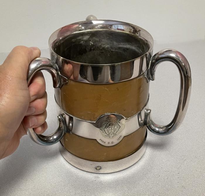 19thc English champagne bucket