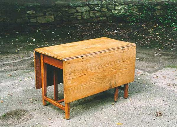 Antique Period Irish Pine Furniture Pine