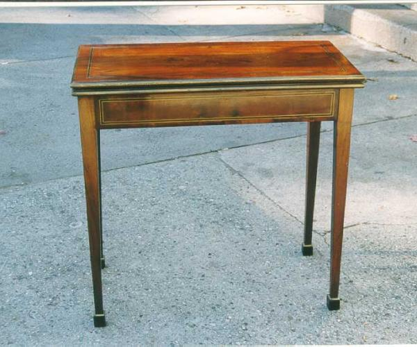 Price my item value of antique english furniture game for Furniture valuation guides