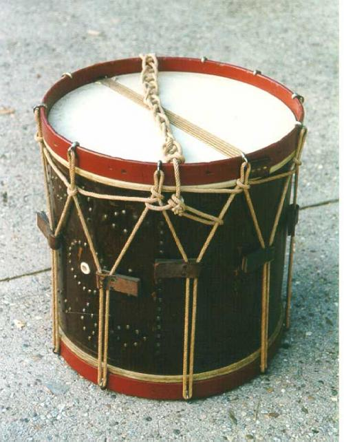 Ancient style Snare Drum by Clayton Holmes