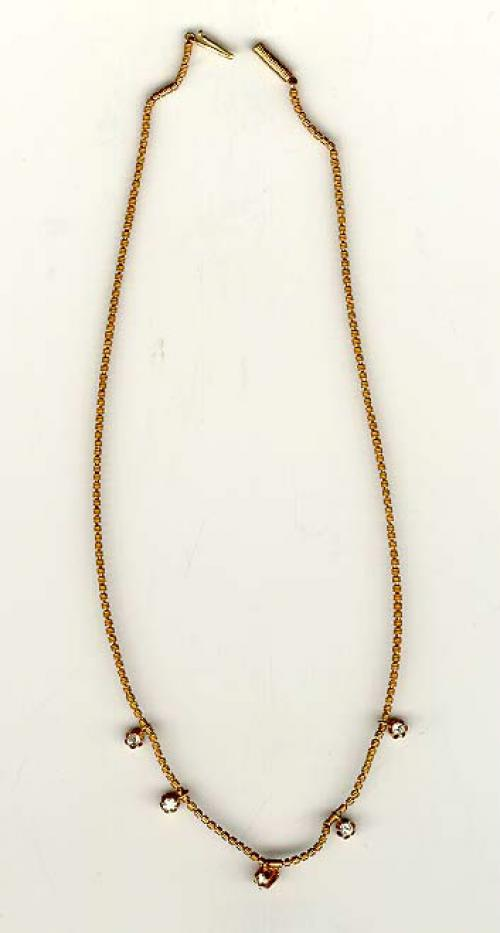 Antique jewelry diamond gold choker necklace