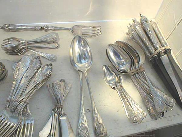 Price My Item: Value of Antique German 800 Silver Flatware ...