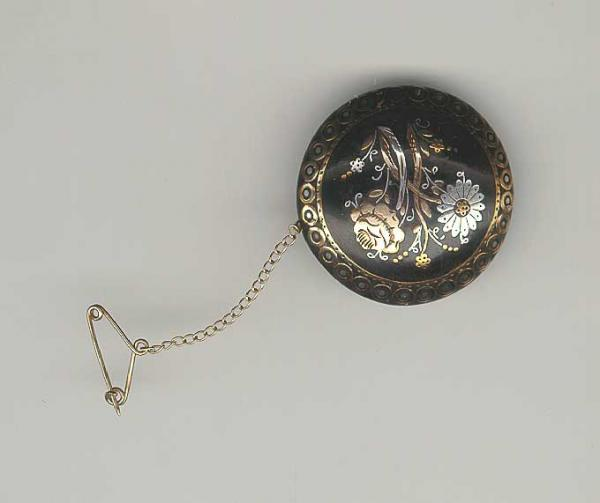 Price my item value of antique jewelry victorian pique for Antique jewelry worth money
