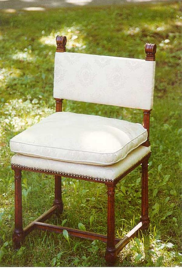 Price My Item Value Of Antique Chair Louis Xlll Style