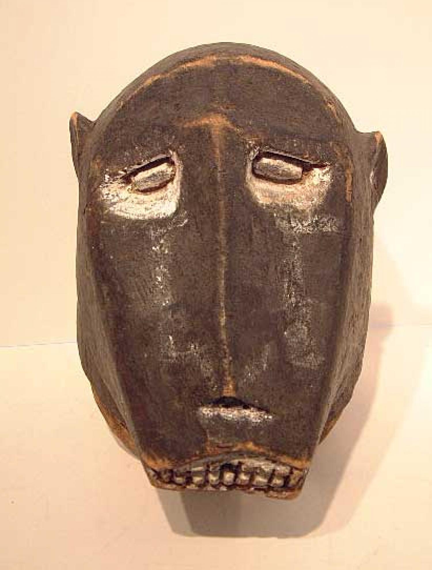 African Ivory Coast Senufu baboon mask c1945