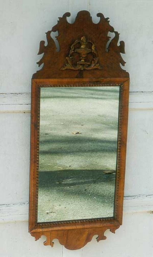 Price My Item: Value of Antique English Chippendale wall ...