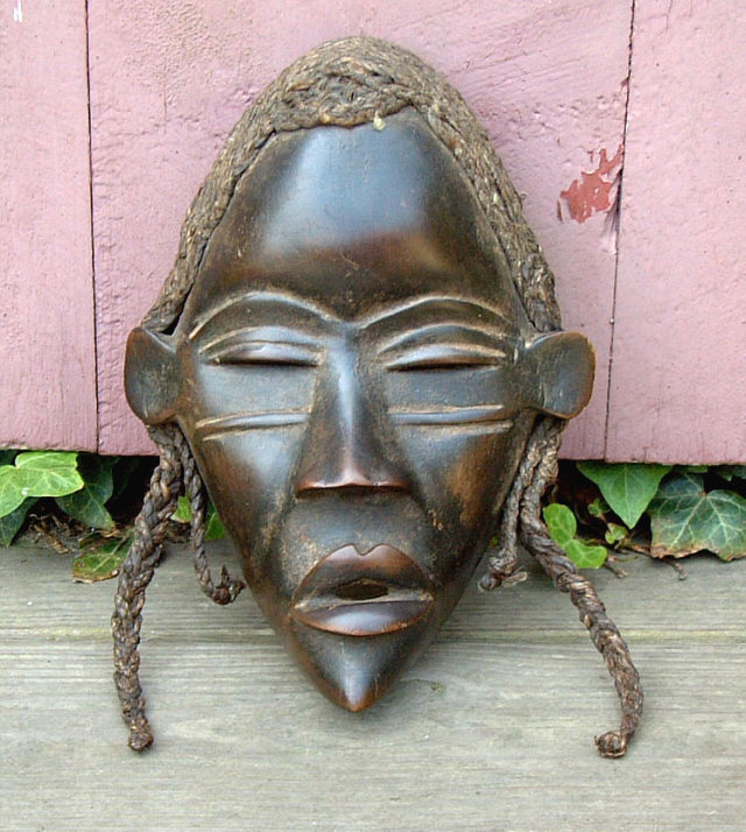 Antique African Dan Mask