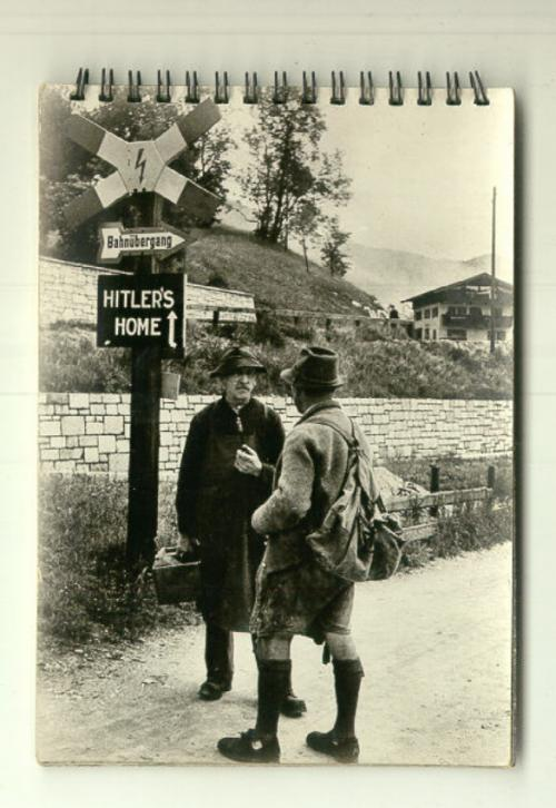 12 original Photographs of Hitlers house