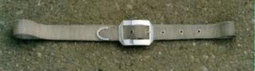 Fine Antique Sterling silver belt c1920
