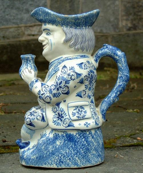 Price My Item Value Of Antique Dutch Delft Pottery Toby