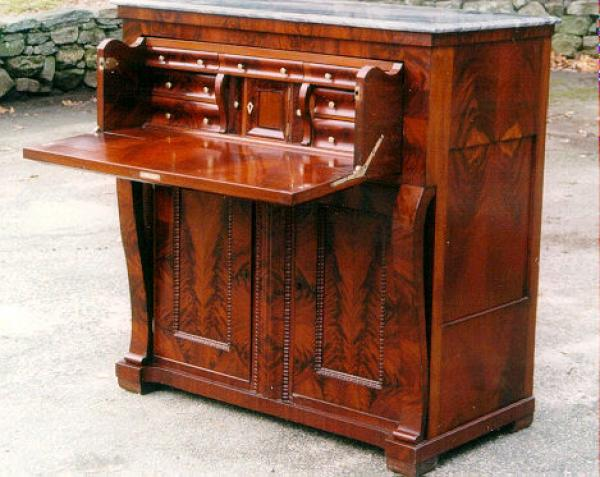 Price my item value of period american victorian for Furniture valuation guides