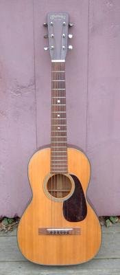 Vintage Martin Acoustic Guitar