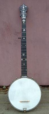 Antique SS Stewart Banjo c1890
