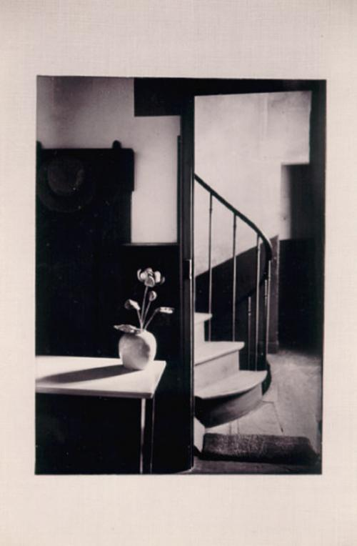 Andre Kertesz Chez Mondrian 1926 Gelatin Silver Print