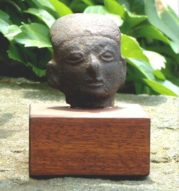 Price my item value of antique pre columbian hand carved