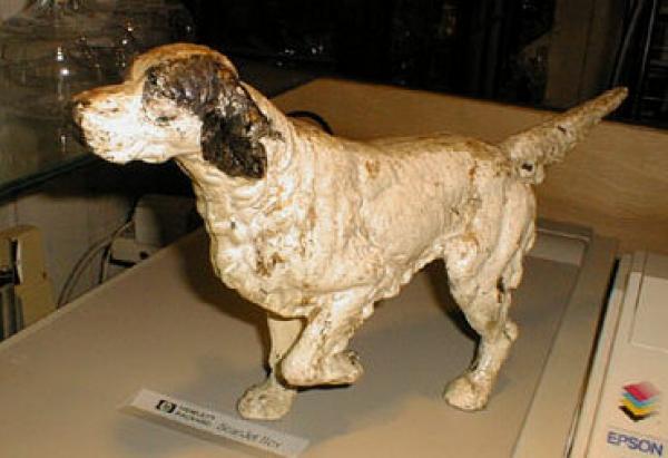 Price My Item Value Of Antique Victorian Cast Iron Dog