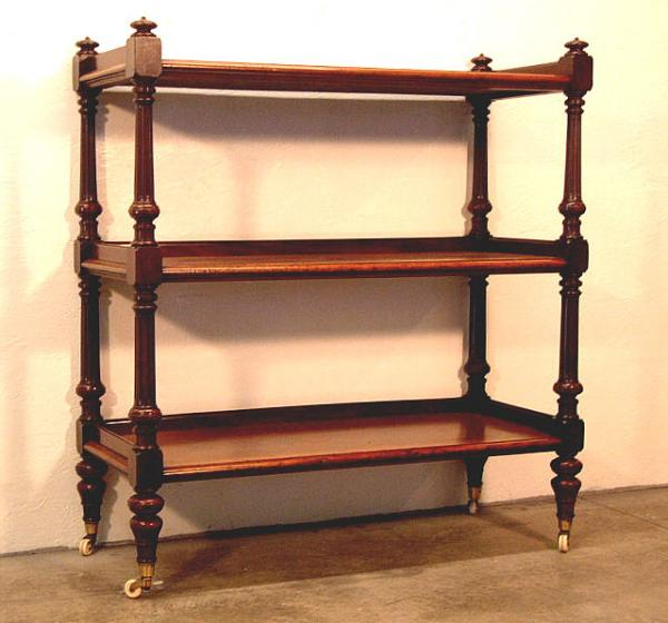 Price my item value of antique english furniture trolley for Furniture valuation guides