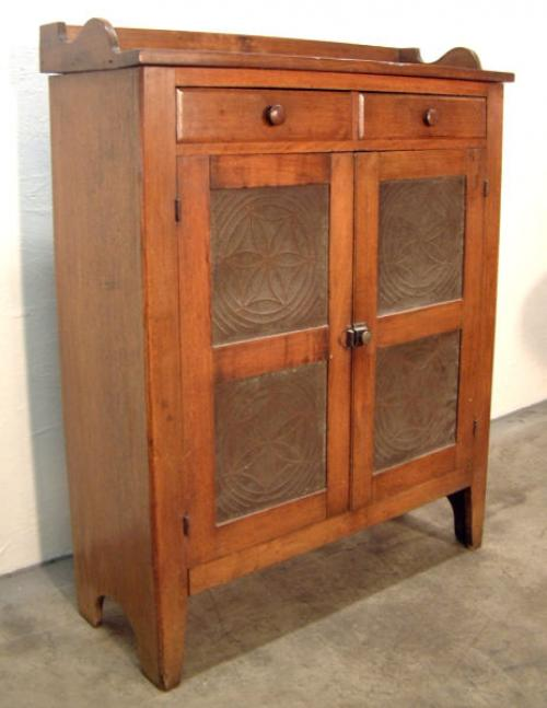Antique American country Pie Safe