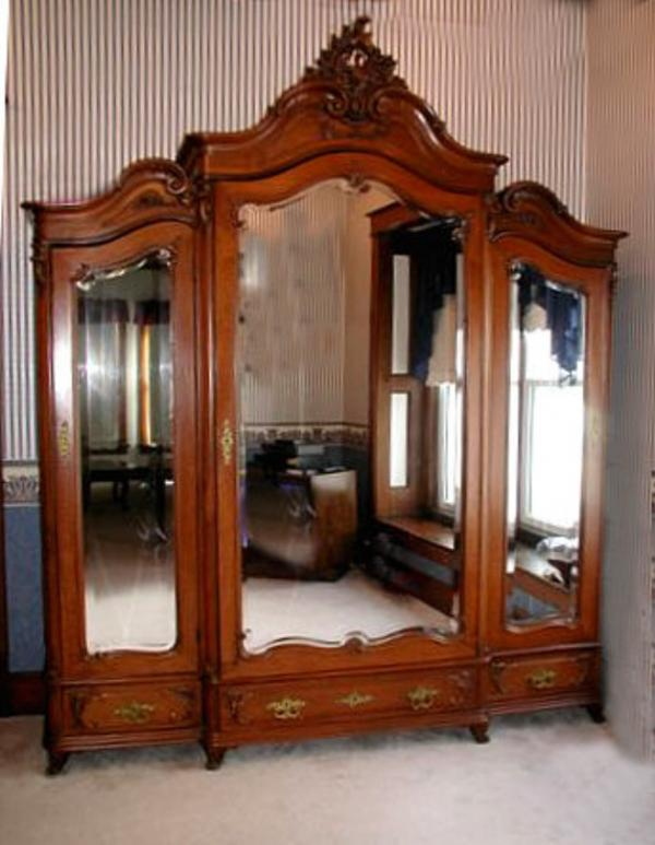 Price My Item: Value of Antique French Victorian Walnut ...