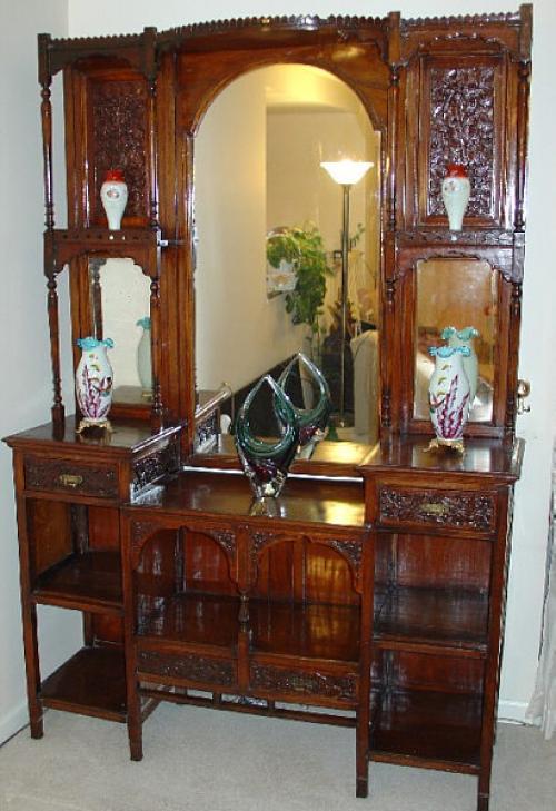 Price My Item Value Of Antique Charles Eastlake