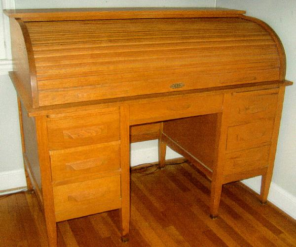 1900-1950, Desks & Secretaries, Furniture, Antiques | PicClick