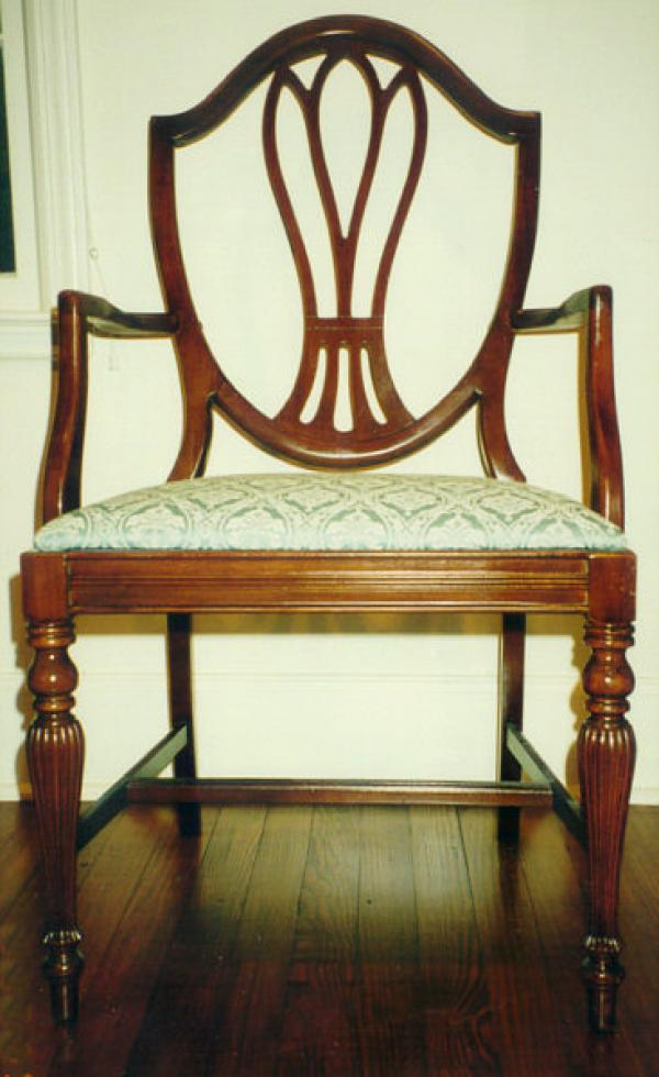 Price my item value of chippendale sheraton georgian for Furniture valuation guides