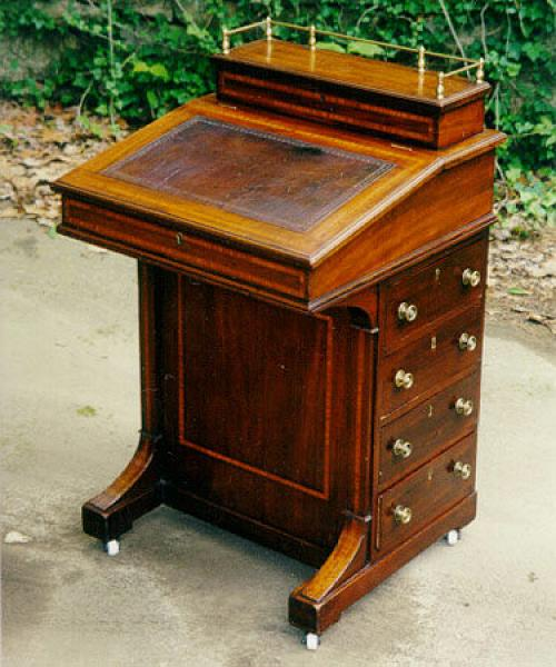 Price my item value of antique english furniture mahogany for Furniture valuation guides