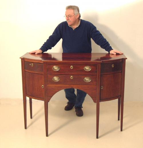 Price my item value of period antique american federal for Sideboard fa r wohnzimmer