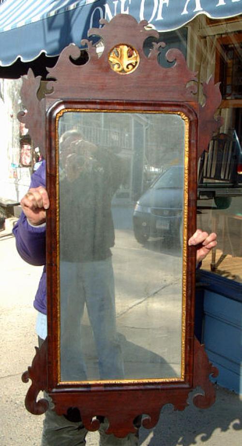Price My Item Value Of Antique Chippendale Mirror C1850