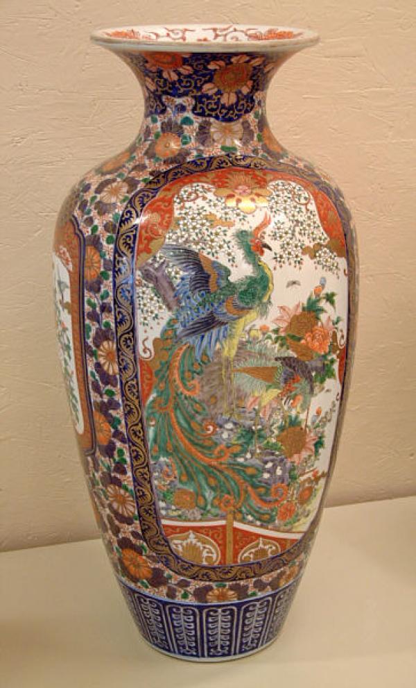 Price My Item Value Of Large Antique Japanese Imari Vase
