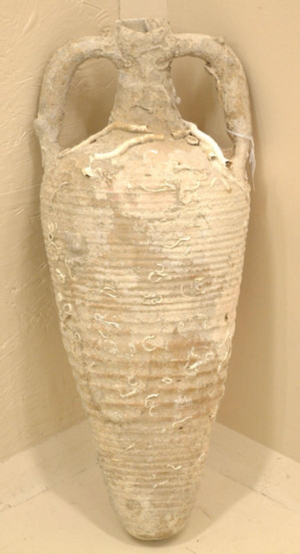 Greek Or Roman Amphora Transport Vase