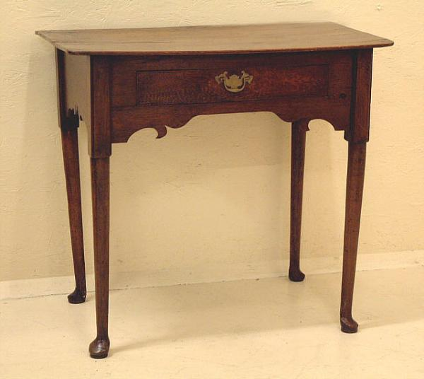 Price my item value of antique bedside table lowboy night for Night stand cost