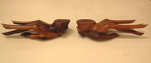 Ida Bagus Tilem wood carving Mas Bali