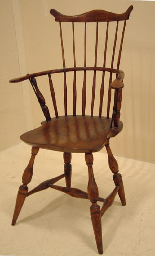 American State House Windsor chair 1790