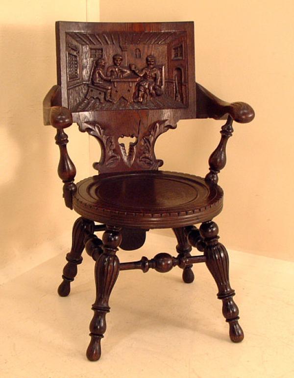 Price My Item Value Of Antique German Hand Carved Oak