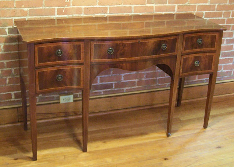 English Sideboard furniture maker Tibbenham of Ipswich England