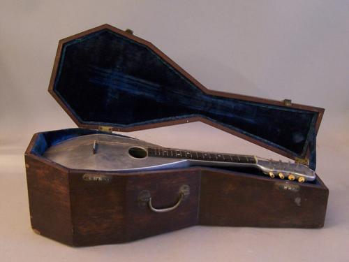 Hutchins Manufacturing Company Mandolin Springfield Mass 1897