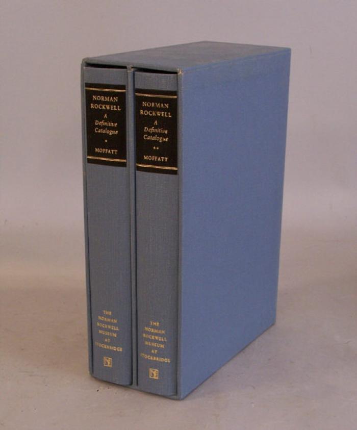 Norman Rockwell A Definitive Catalogue by Moffatt