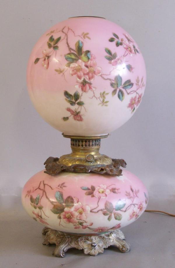 Price My Item Value Of Pink Floral Gone With The Wind