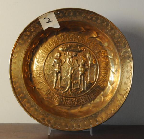 Price My Item: Value Of 16th C Nuremberg Alms Dish