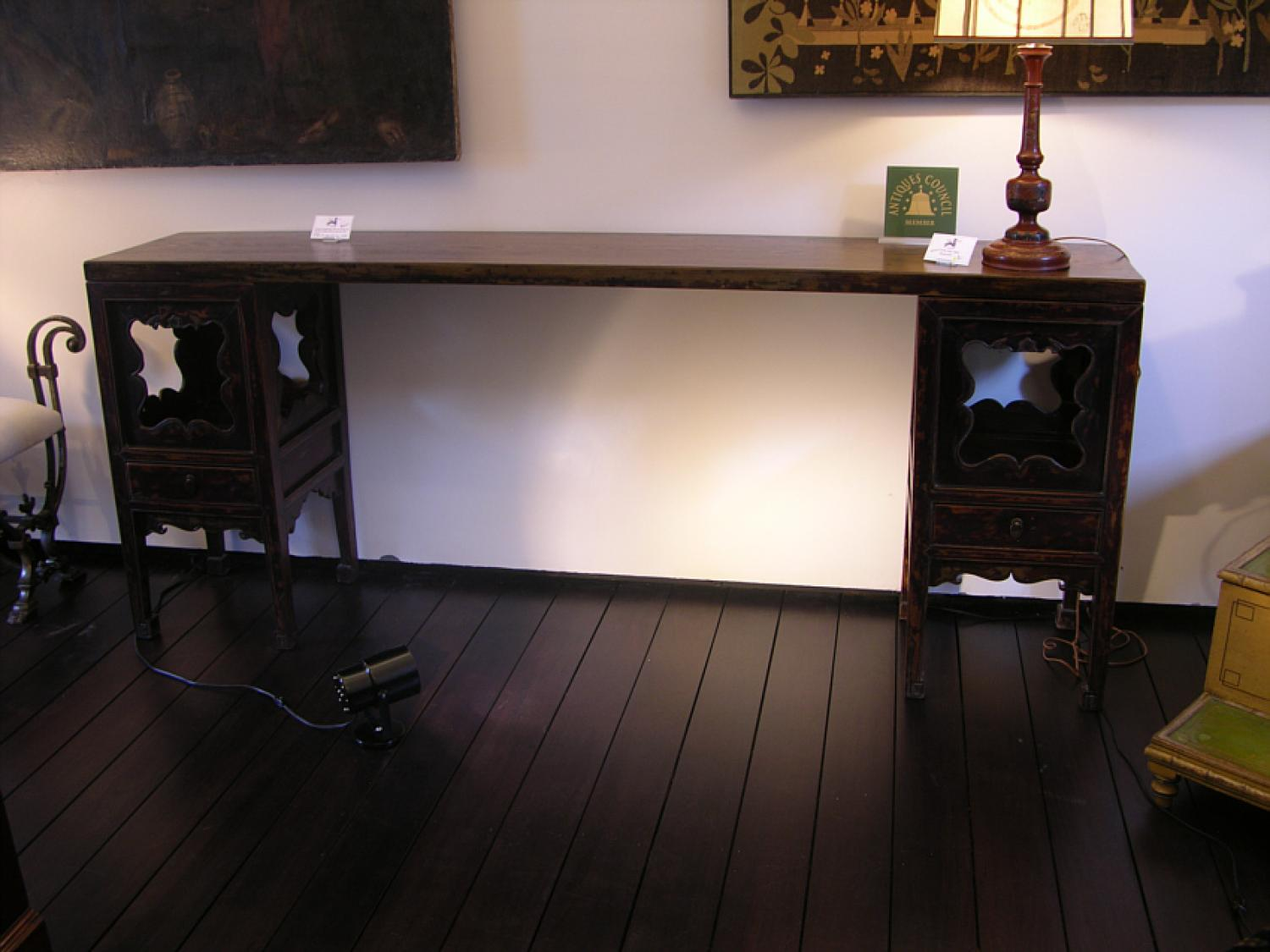 Early to mid 19th century Chinese sideboard