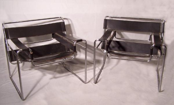 Price My Item Value Of Pr Wassily Chairs By Marcel Breuer For Knoll C1973