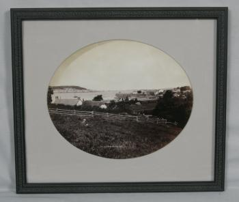 Image of 19th century photograph of Appledore and Instow c1860